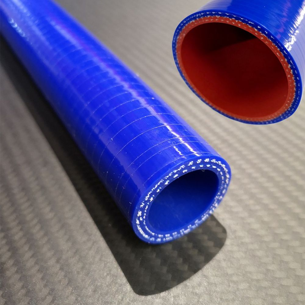 6.5mm Straight High Temp Silicone Hose 1 Metre Length